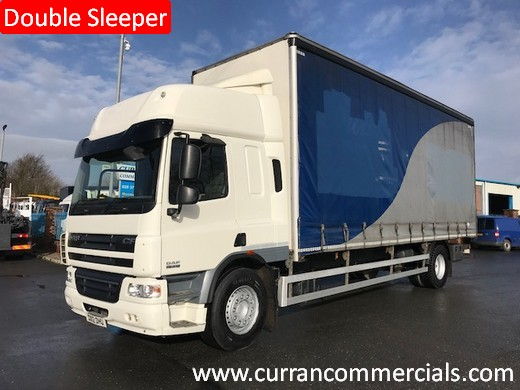 2012 f cf 75 310 4x2 curtainsider with barn doors for sale